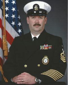 NCCM Thomas Goering USN