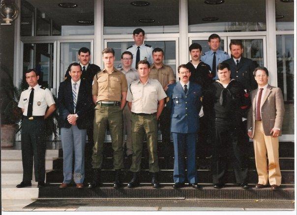 NATO SATCOM Classmates Latina, Italy