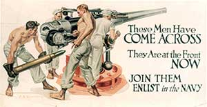 Join Them - Enlist in the Navy