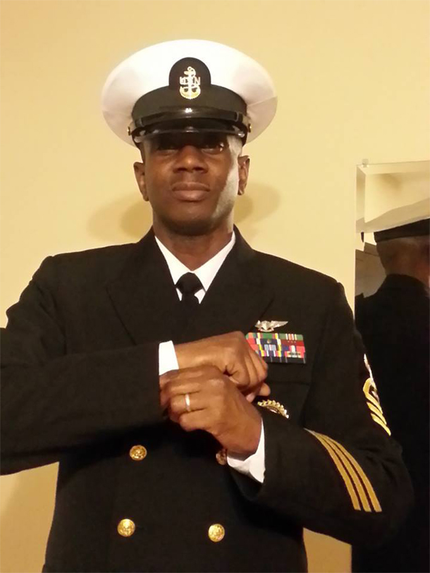 Chief Petty Officer is Missing in Jax (Jacksonville: 2013, safe)