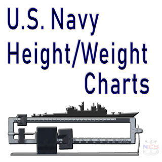 Male Height And Weight Chart Navy - Navy height and weight