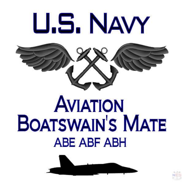 Navy Aviation Boatswain's Mate rating insignia