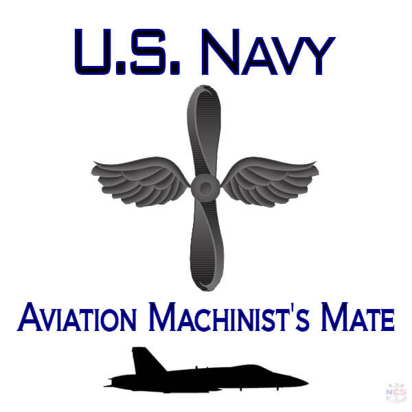 4553f1d8266 Navy Aviation Machinist s Mate rating insignia