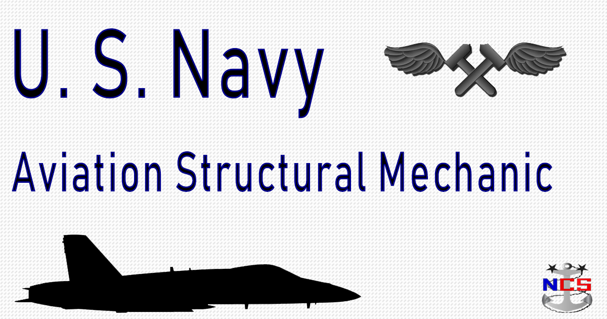 Navy Aviation Structural Mechanic Ratings