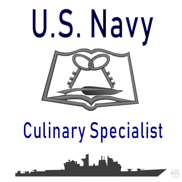 Navy Culinary Specialist Cscss