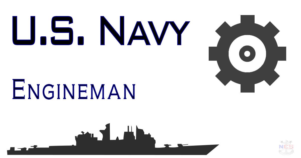 navy engineman rating