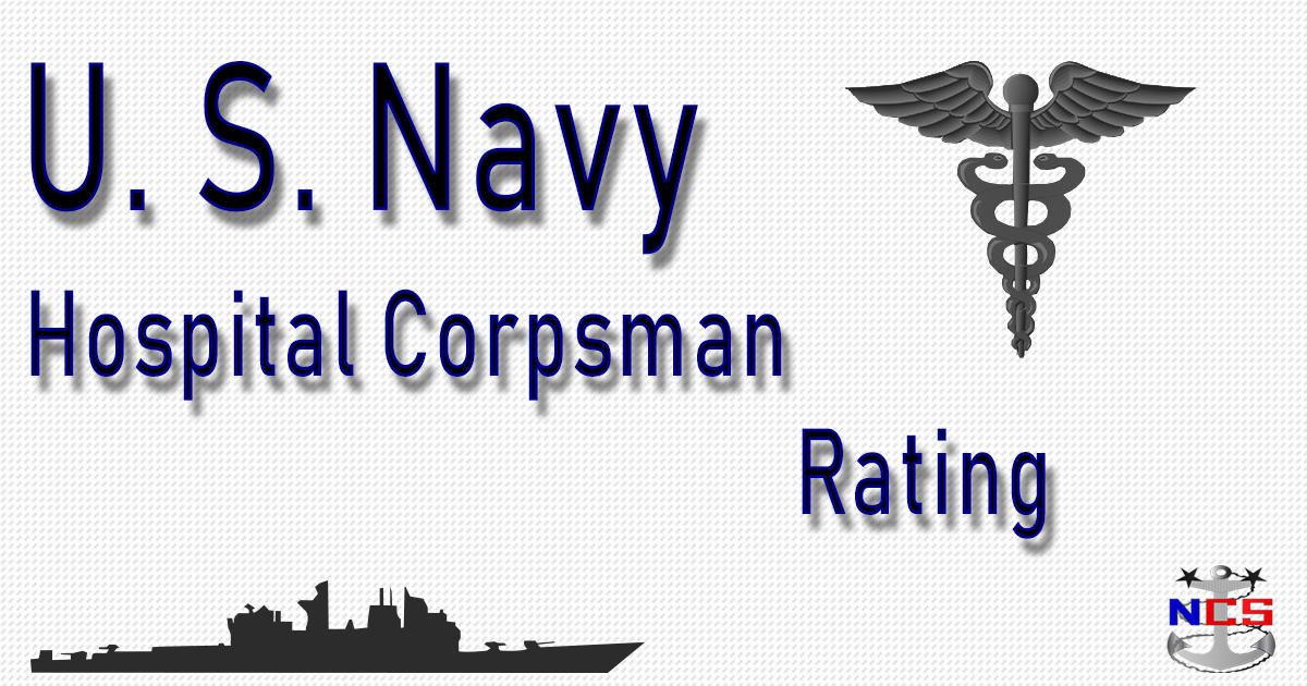 Navy Hospital Corpsman Rating