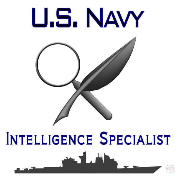 Navy Intelligence Specialist rating insignia