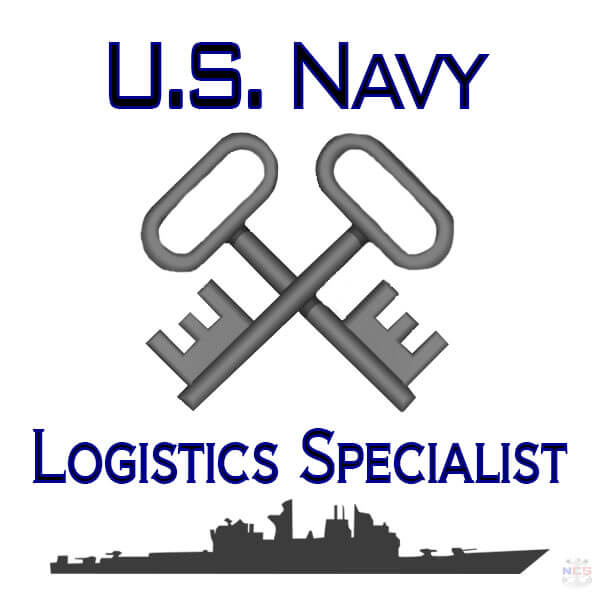 Navy Logistics Specialist rating insignia
