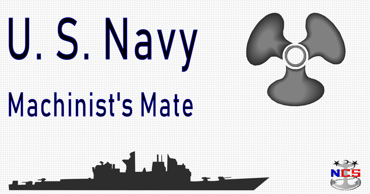 Navy Machinist S Mate Rating