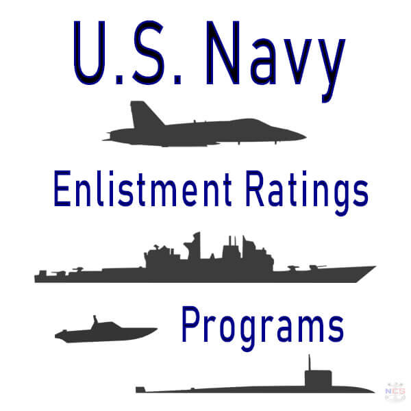 Enlisted Jobs In The Navy