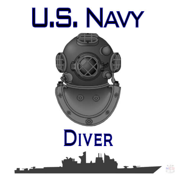 Navy Diver rating insignia