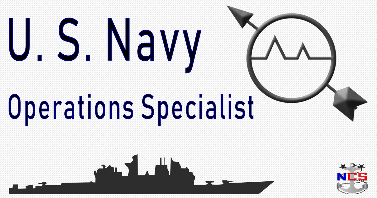 operation specialist navy