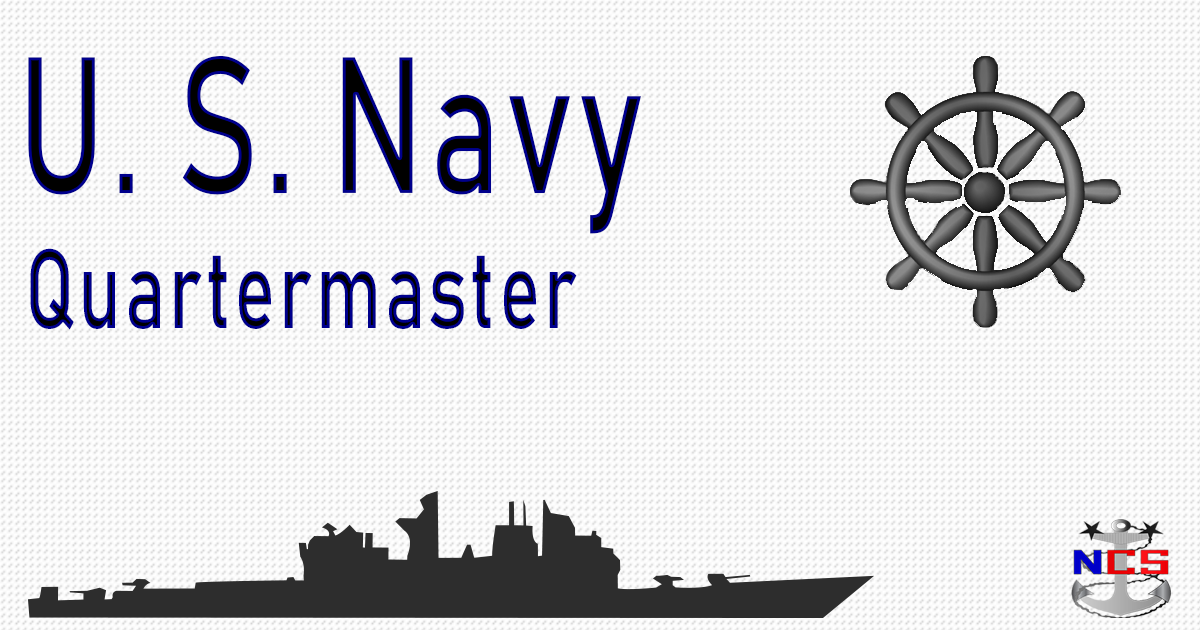 navy quartermaster rating