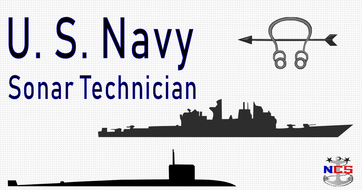Navy Sonar Technician Rating