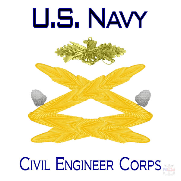 Navy Civil Engineer Corps Officer insignia