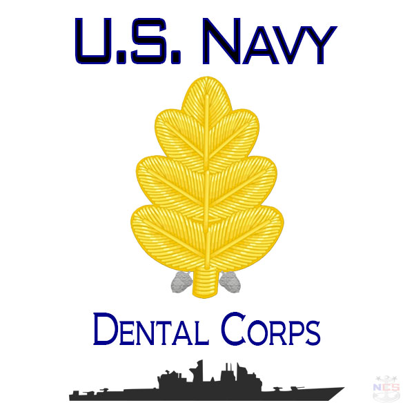 Navy Dental Corps Officer insignia