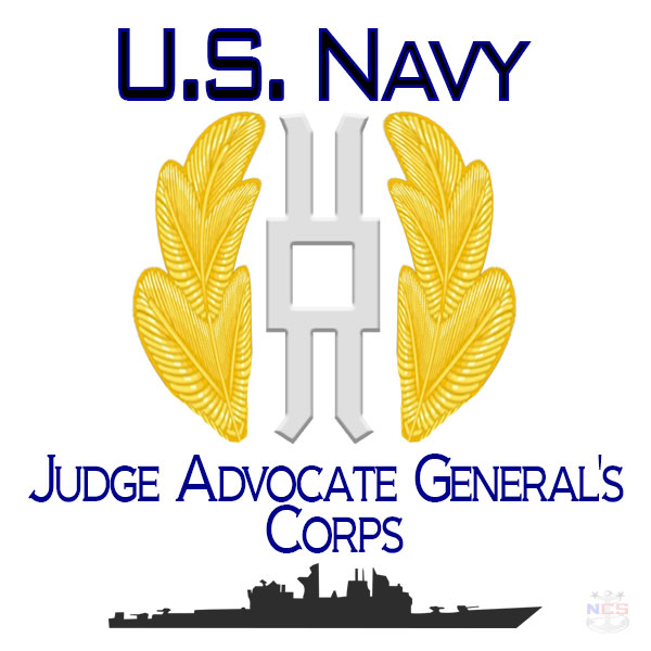 Navy Judge Advocate General's Corps Officer insignia