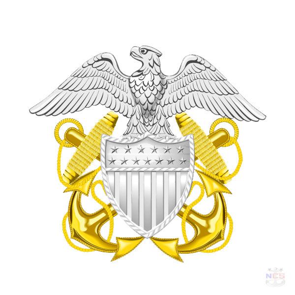 officer jobs in the navy naval officer crest