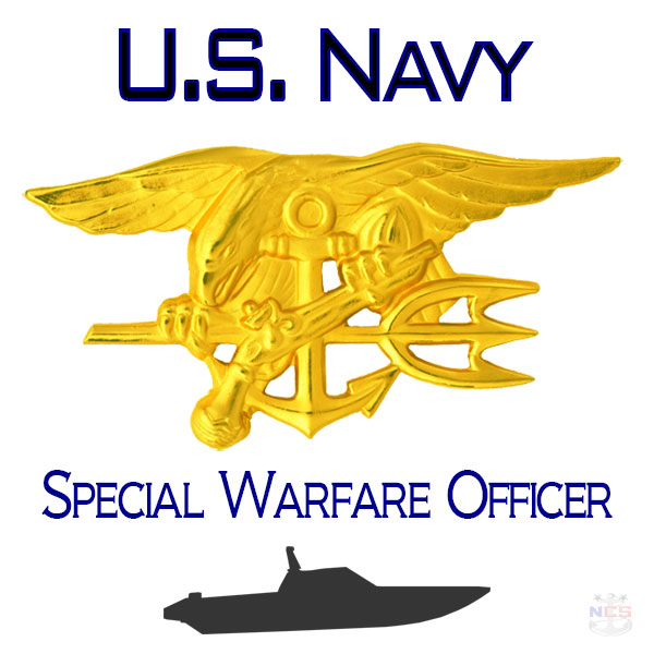 Navy Special Warfare Officer SEAL Trident