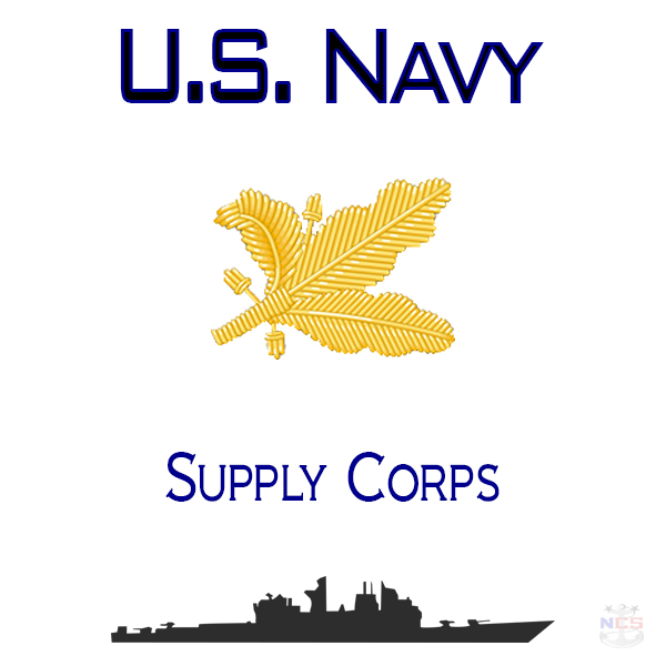 Navy Supply Corps Officer insignia